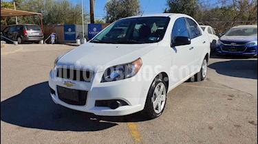 Chevrolet Aveo 4p LT L4/1.6 Aut usado (2017) color Blanco precio $109,900