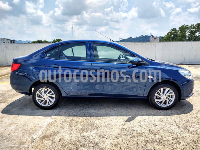 Chevrolet Aveo Paq C usado (2012) color Azul precio $220,800