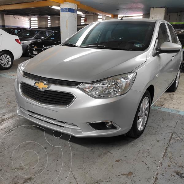 Chevrolet Aveo Paq E usado (2020) color Plata precio $196,900