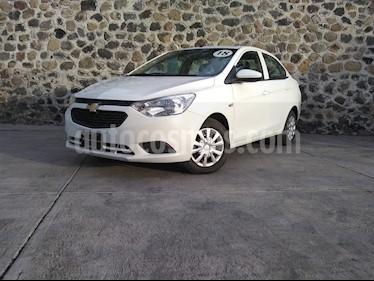 Chevrolet Aveo LS Aut (Nuevo) usado (2018) color Blanco precio $185,000