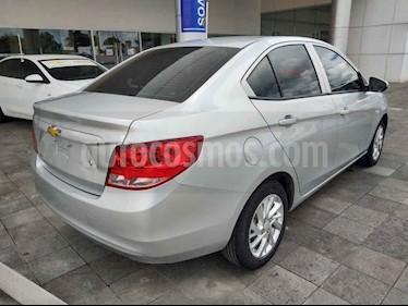 Chevrolet Aveo LT Aut usado (2018) color Plata precio $180,000