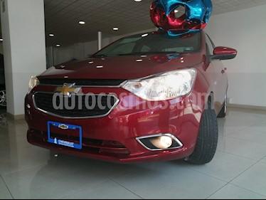 Foto Chevrolet Aveo LTZ usado (2018) color Rojo precio $179,800