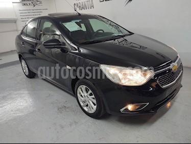 Chevrolet Aveo LTZ (Nuevo) usado (2018) color Negro Grafito precio $163,300