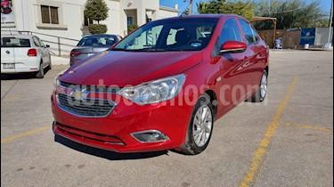 Chevrolet Aveo LTZ Aut usado (2018) color Rojo precio $144,900