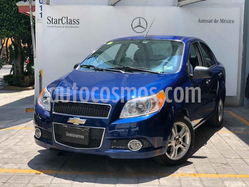 Chevrolet Aveo LTZ Aut usado (2013) color Azul precio $99,000