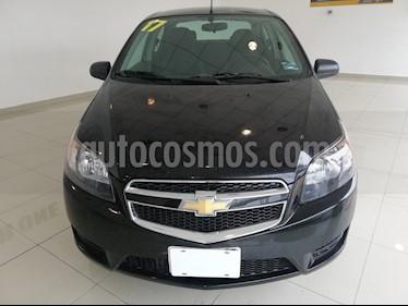 Foto Chevrolet Aveo LS usado (2017) color Negro precio $155,000