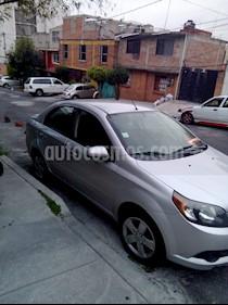 Chevrolet Aveo LS Aa Radio Aut (Nuevo) usado (2015) color Plata Brillante precio $85,000