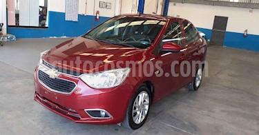 Chevrolet Aveo 4p LTZ L4/1.5 Aut usado (2018) color Rojo precio $133,900