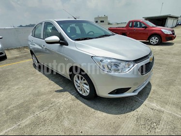 Chevrolet Aveo Paq C nuevo color Plata precio $211,600