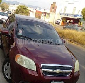 Chevrolet Aveo LT usado (2009) color Marron precio $75,000
