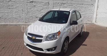 Chevrolet Aveo 4p LT L4/1.6 Aut usado (2017) color Blanco precio $124,900