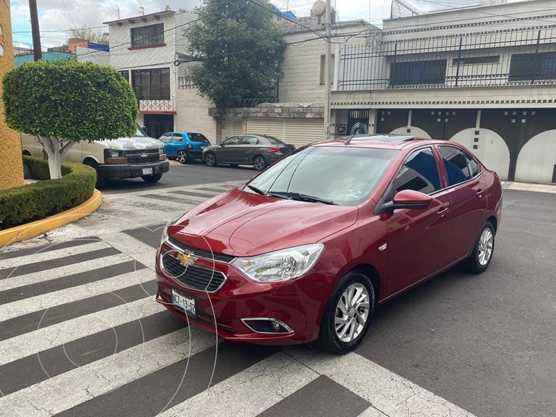 Foto Chevrolet Aveo LTZ usado (2018) color Rojo precio $159,900