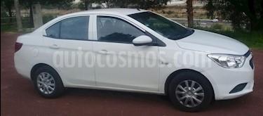 Chevrolet Aveo LT Bolsas de Aire y ABS (Nuevo) usado (2018) color Blanco precio $130,000