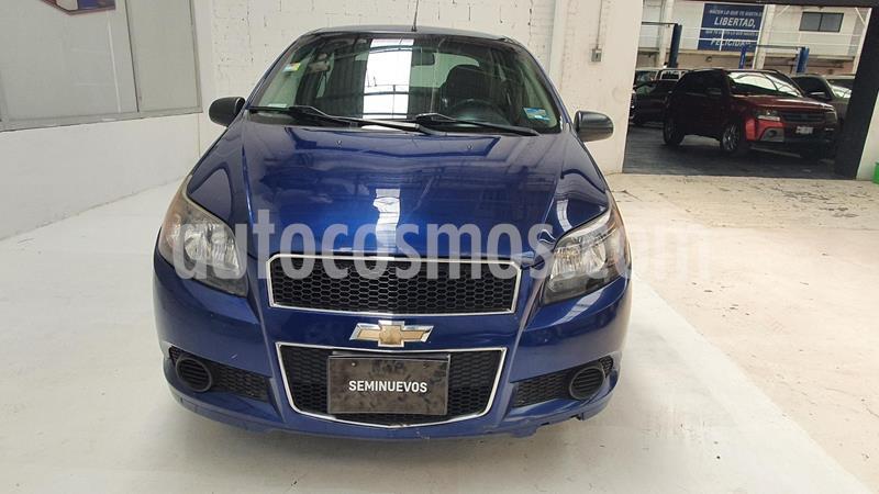 Chevrolet Aveo LT (Nuevo) usado (2013) color Azul Oscuro precio $99,000