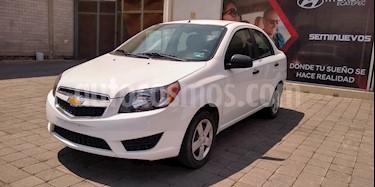 Foto Chevrolet Aveo LS Aut usado (2018) color Blanco precio $139,900