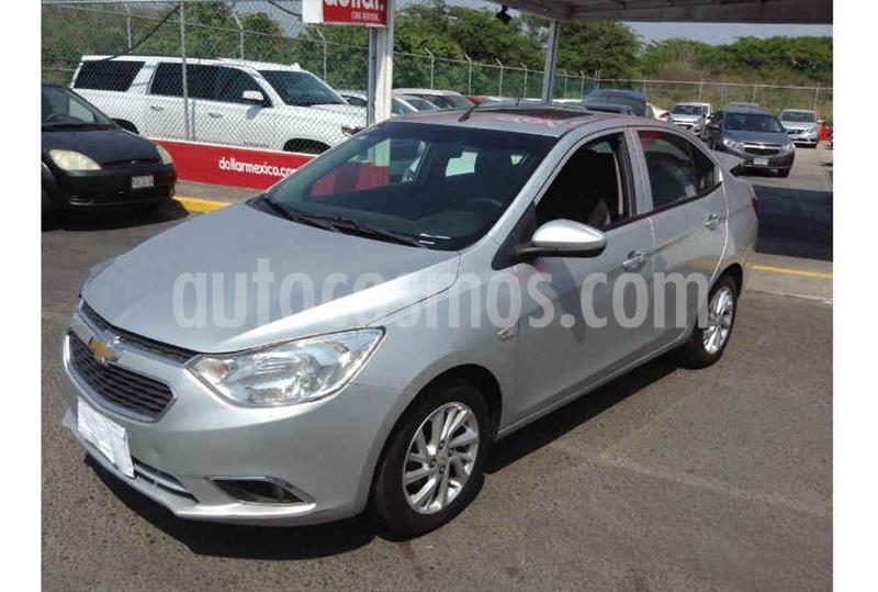 Chevrolet Aveo LTZ Aut usado (2018) color Plata Dorado precio $133,900