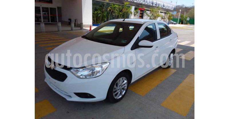 Chevrolet Aveo Paq D usado (2020) color Blanco precio $184,900