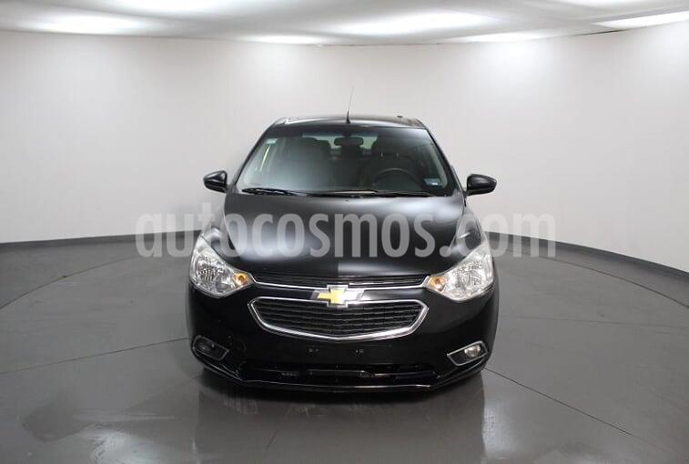 Chevrolet Aveo LTZ usado (2018) color Negro Grafito precio $152,000