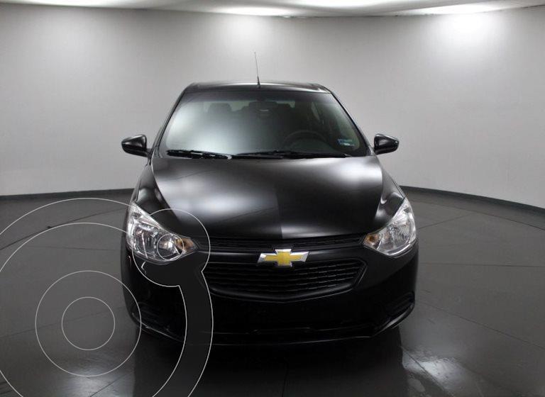 Chevrolet Aveo LS usado (2020) color Negro Grafito precio $175,000