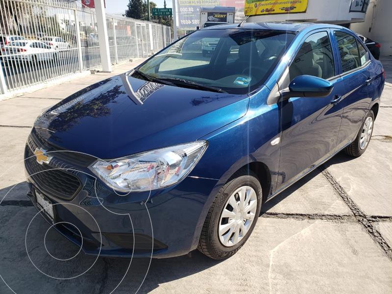 Chevrolet Aveo LS (Nuevo) usado (2020) color Azul precio $184,999