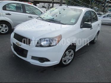 Foto Chevrolet Aveo LS usado (2014) color Blanco precio $115,000
