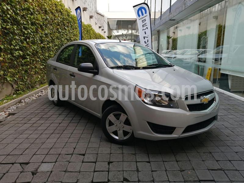 Foto Chevrolet Aveo LS usado (2018) color Plata Dorado precio $135,000