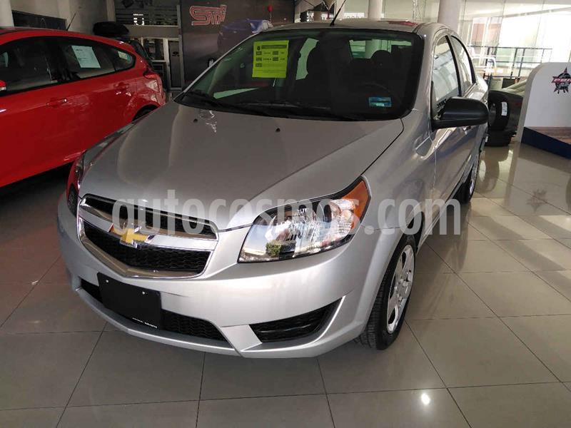 Chevrolet Aveo LT (Nuevo) usado (2018) color Plata precio $165,900