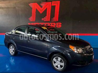 Chevrolet Aveo LT Aut usado (2018) color Azul precio $146,900