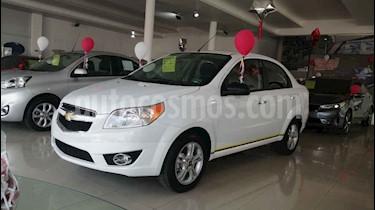 Foto Chevrolet Aveo LTZ Aut (Nuevo) usado (2017) color Blanco precio $145,000