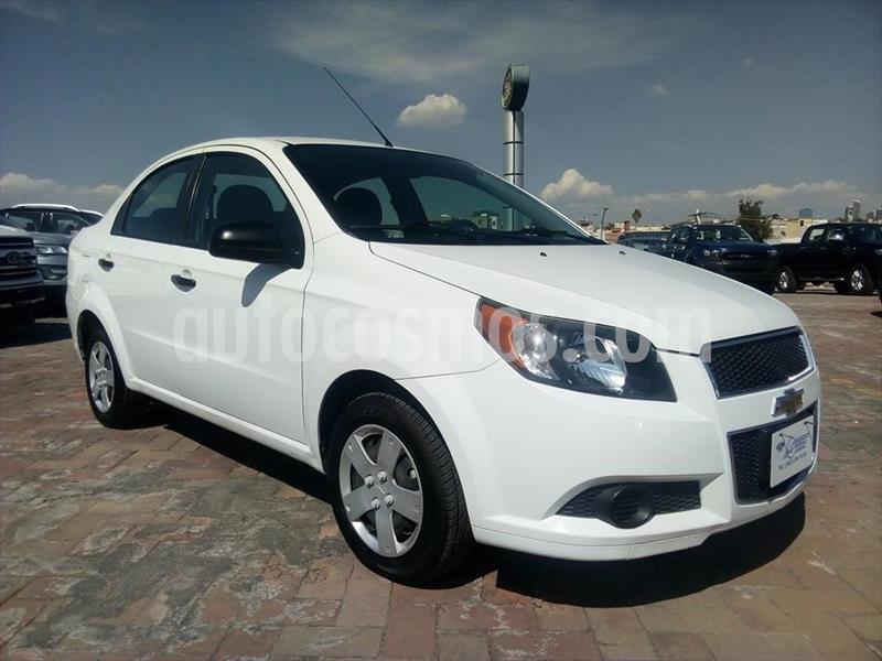 Chevrolet Aveo LS L4/1.6 AUT usado (2016) color Blanco precio $119,900