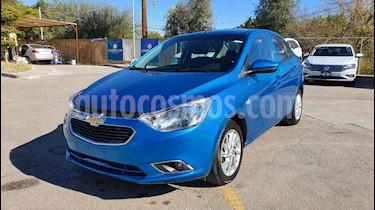 Chevrolet Aveo LTZ Aut usado (2018) color Azul precio $144,900