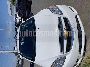 Chevrolet Aveo LTZ Aut usado (2018) color Blanco precio $158,000