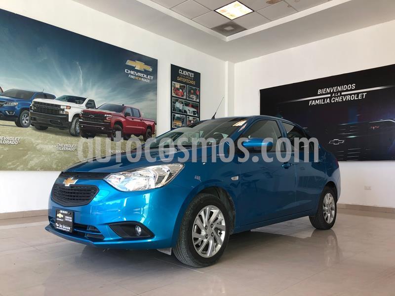 Chevrolet Aveo LT Aut usado (2019) color Azul precio $200,000