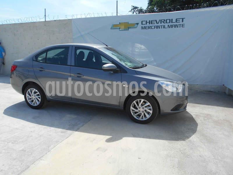 Chevrolet Aveo Paq C usado (2012) color Gris precio $215,800