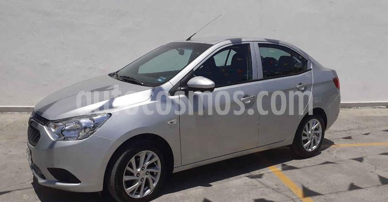 Chevrolet Aveo LT D AT usado (2020) color Plata precio $169,800