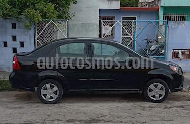 Chevrolet Aveo LS usado (2016) color Negro Grafito precio $122,000