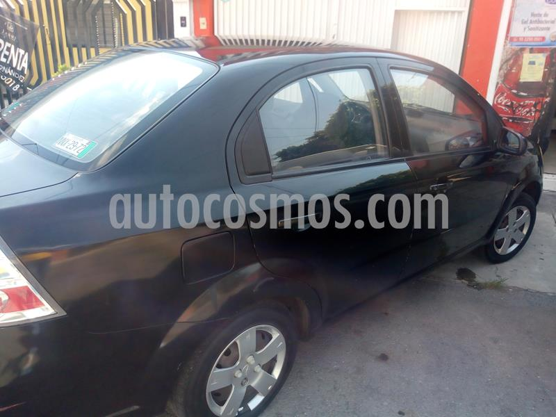 Chevrolet Aveo Paq C usado (2010) color Negro Perla precio $64,000