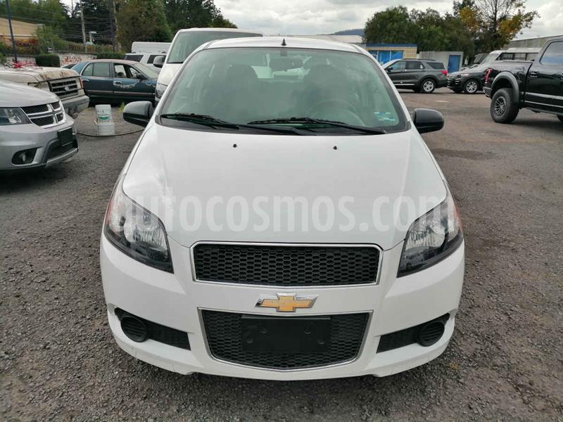 Foto Chevrolet Aveo LS (Nuevo) usado (2017) color Blanco precio $125,000