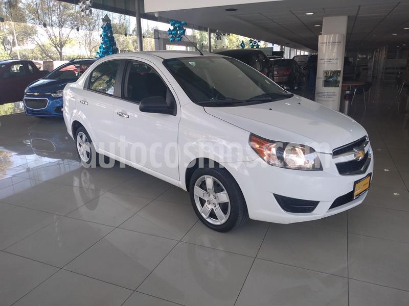 Chevrolet Aveo LT Bolsas de Aire y ABS (Nuevo) usado (2018) color Blanco precio $147,000