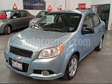 Chevrolet Aveo LTZ Aut usado (2012) color Azul precio $105,000