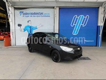 Chevrolet Aveo LS A MT usado (2020) color Negro precio $92,000