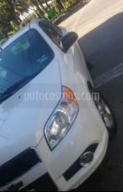 Chevrolet Aveo LTZ Aut usado (2014) color Blanco precio $115,000