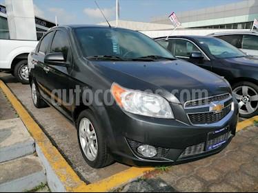Chevrolet Aveo 4P LTZ L4/1.6 AUT usado (2017) color Gris Oscuro precio $147,000