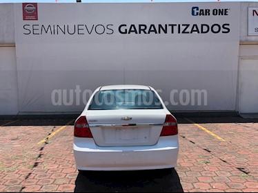 Chevrolet Aveo LT usado (2016) color Blanco precio $107,900