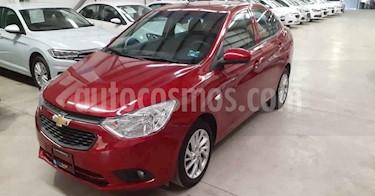 Chevrolet Aveo 4p LT L4/1.5 Aut usado (2019) color Rojo precio $164,900