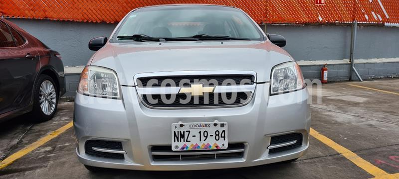 Chevrolet Aveo Paq A usado (2010) color Plata precio $69,000