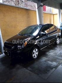 Chevrolet Aveo LS Aa usado (2014) color Negro Grafito precio $95,000