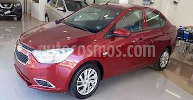 Chevrolet Aveo 4p LTZ L4/1.5 Aut usado (2018) color Rojo precio $144,900