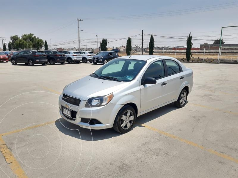 Foto Chevrolet Aveo LS Aa usado (2016) color Plata Dorado precio $117,900