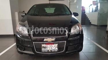 Chevrolet Aveo 4P LT L4/1.6 AUT usado (2016) precio $115,500